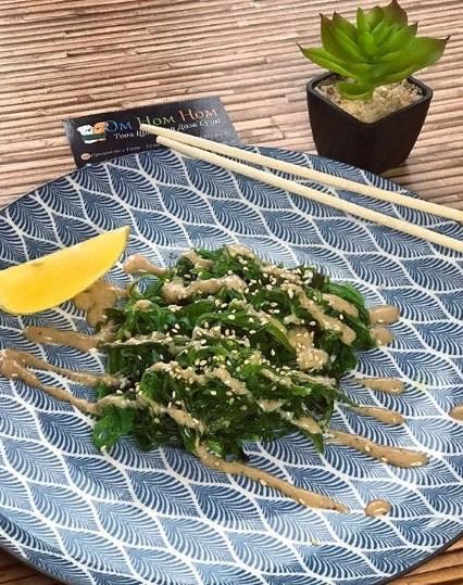 морской салат чука