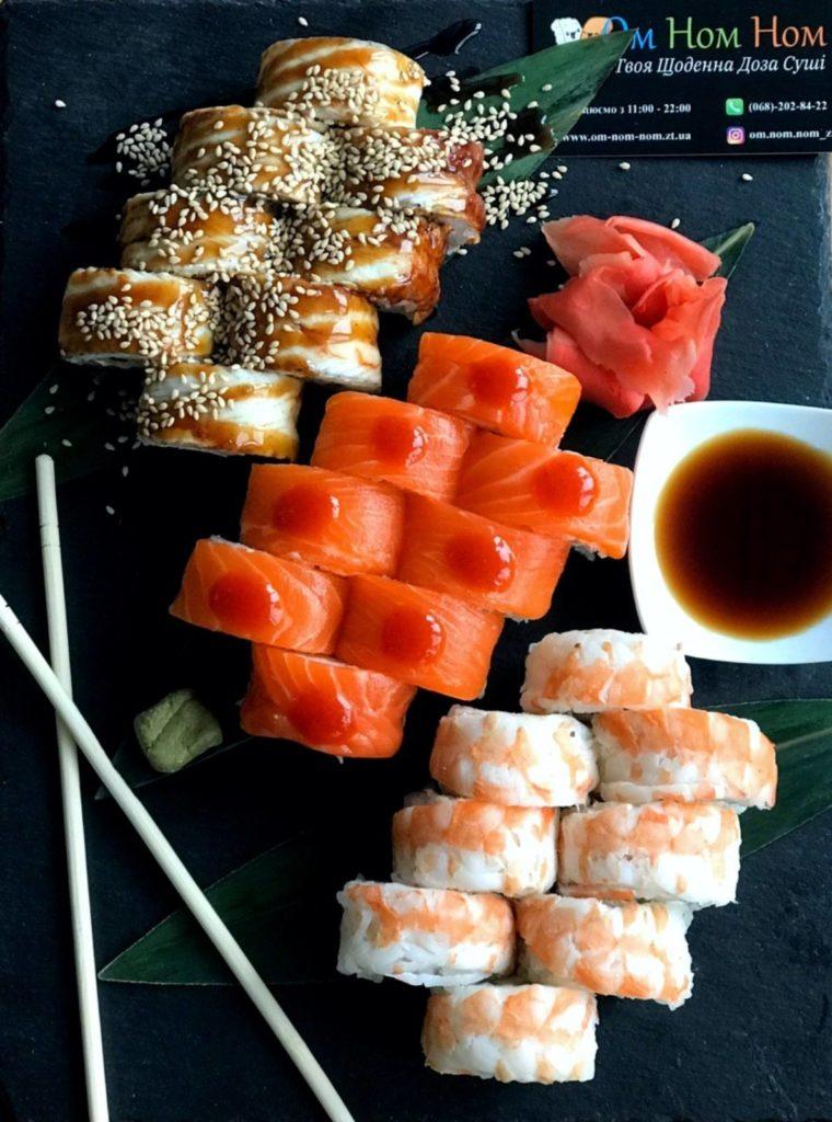 Себестоимость суши сета