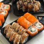 Технологические карты для суши и роллов. Золотой Дракон