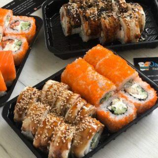 Технологические карты для суши и роллов