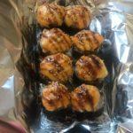 Как приготовить запеченный ролл? Себестоимость суши!